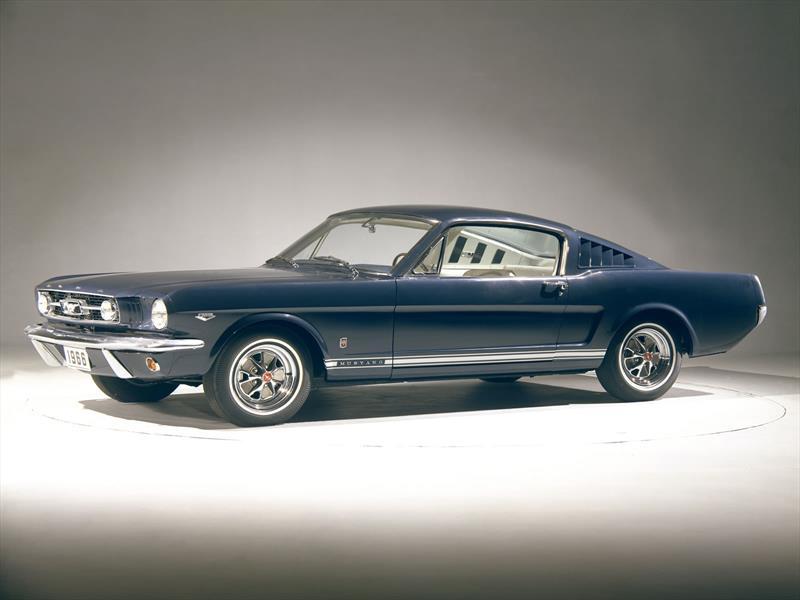 Mustang 50 años: 1966 1 millón de Mustangs
