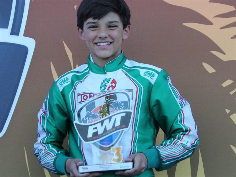 Sebastián Montoya -Academia Ferrari