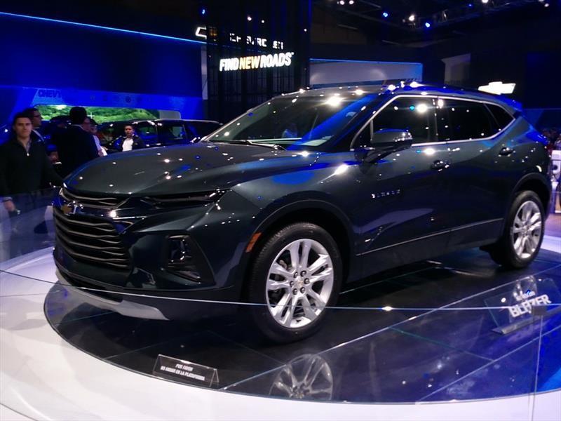 Chevrolet Blazer 2019 Chevrolet Blazer 2019 Noticias Novedades