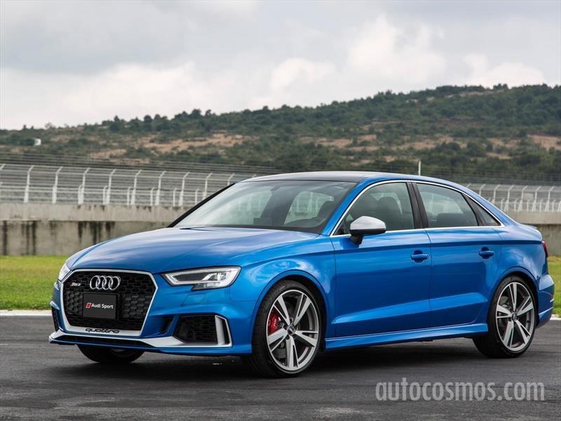Audi RS 3 Sedán 2018