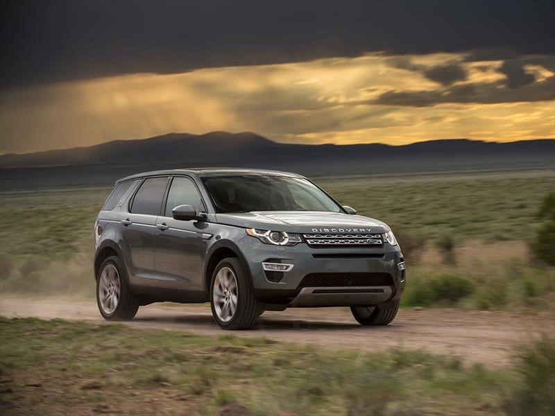 Land Rover Discovery Sport - 2014