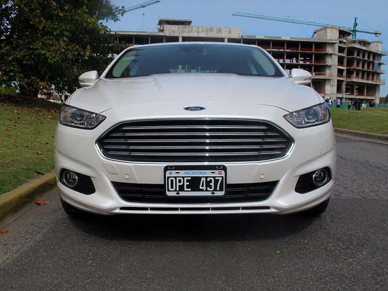 Ford Mondeo IV a prueba
