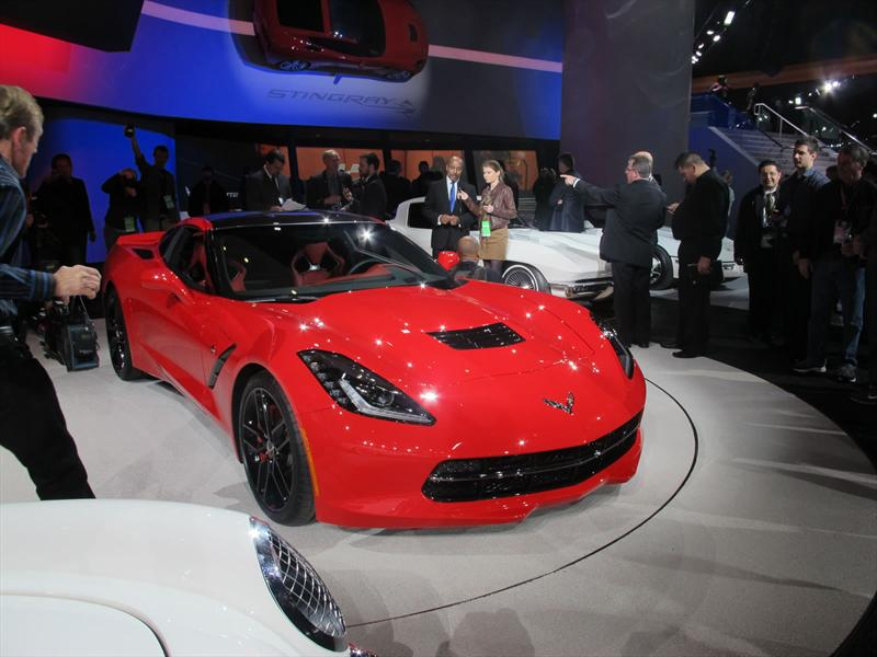 Top 10: Chevrolet Corvette Stingray 2014