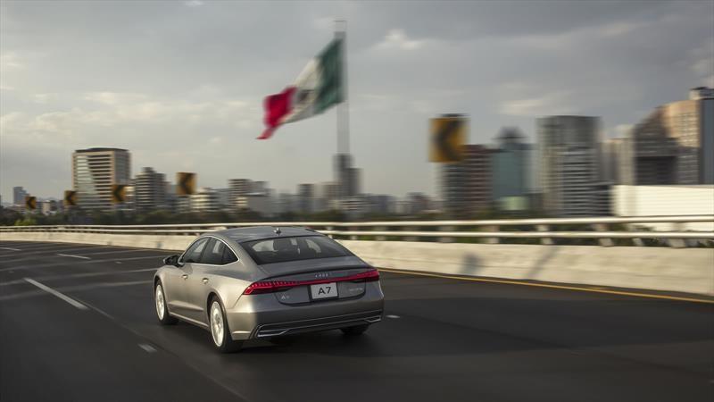 Audi A7 2019 - Lanzamiento