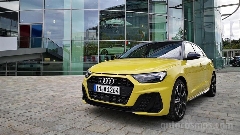 Audi A1 2020, primer contacto