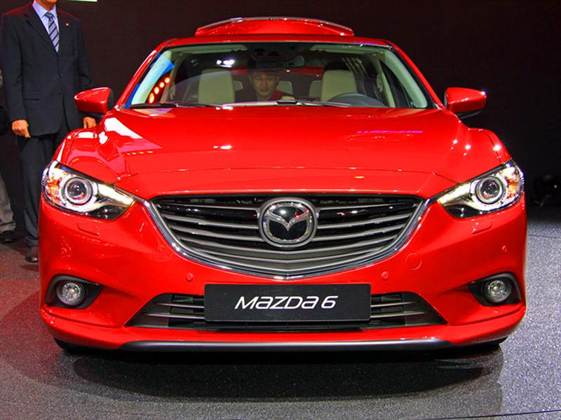 Nuevo Mazda6 2013