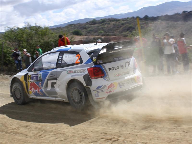 WRC México, Volkswagen arrasa con los Polo R WRC