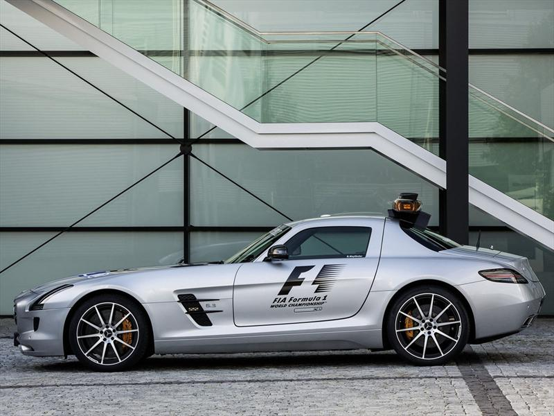 Mercedes-Benz SLS AMG GT F1 Pace Car
