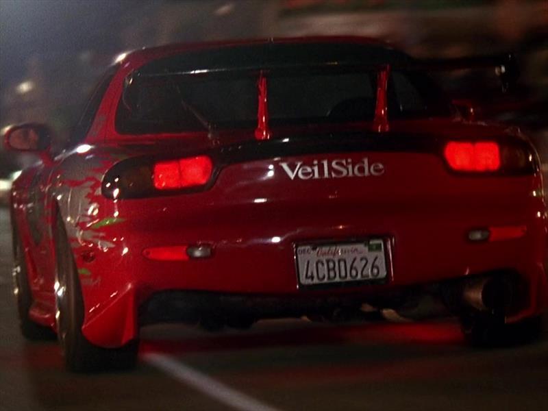 Mazda RX-7 (Rapido y Furioso)