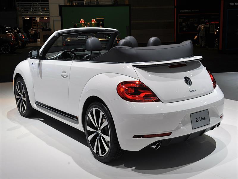 Top 10: Volkswagen Beetle Cabrio