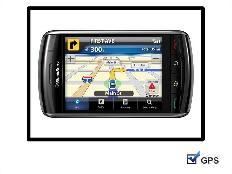 Top 10: GPS
