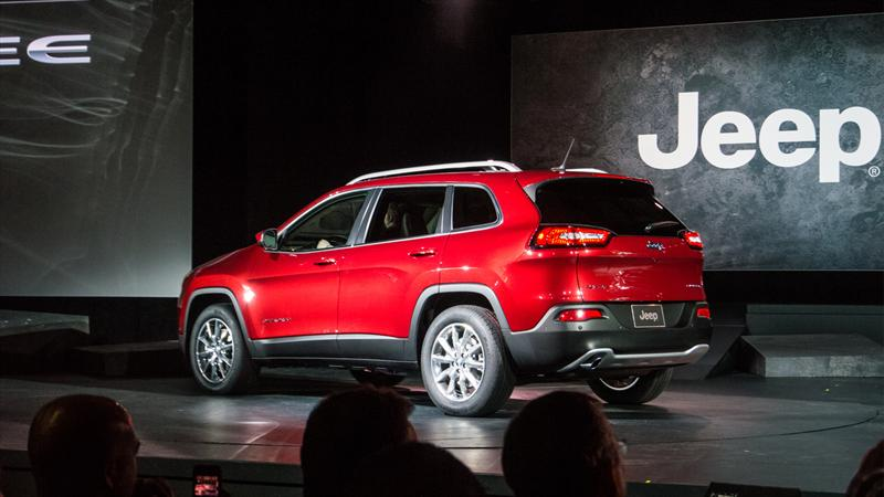 Top 10: Jeep Cherokee 2014