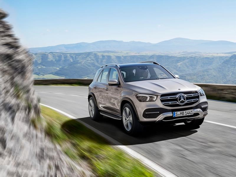 Mercedes-Benz GLE 2020