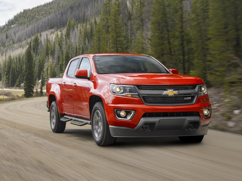 Chevrolet Colorado Duramax Diesel 2016