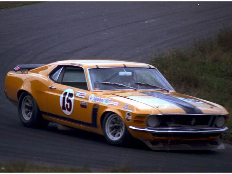 Mustang 50 años: 1970 el Boss 302 School Bus