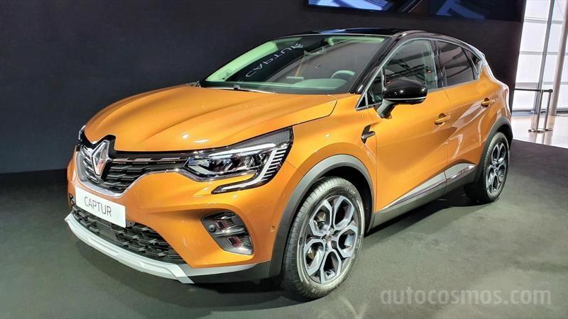 Renault Captur 2020 en IAA Frankfurt