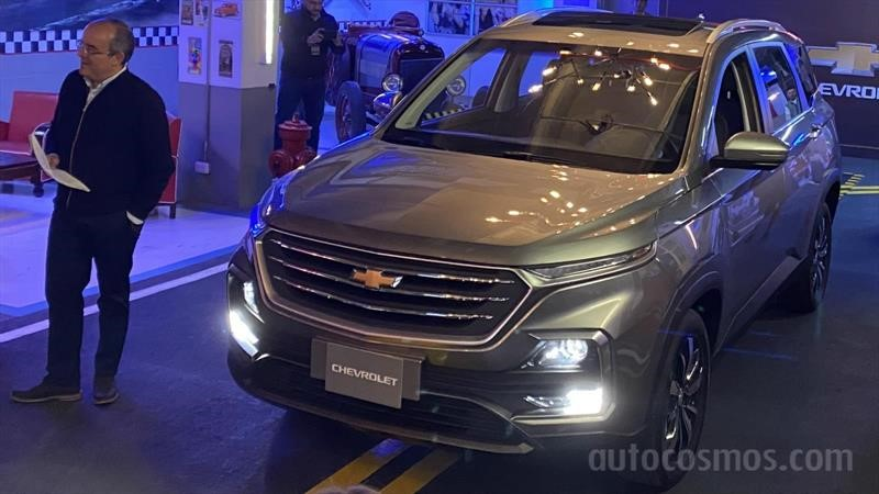 Chevrolet Captiva Turbo 2020