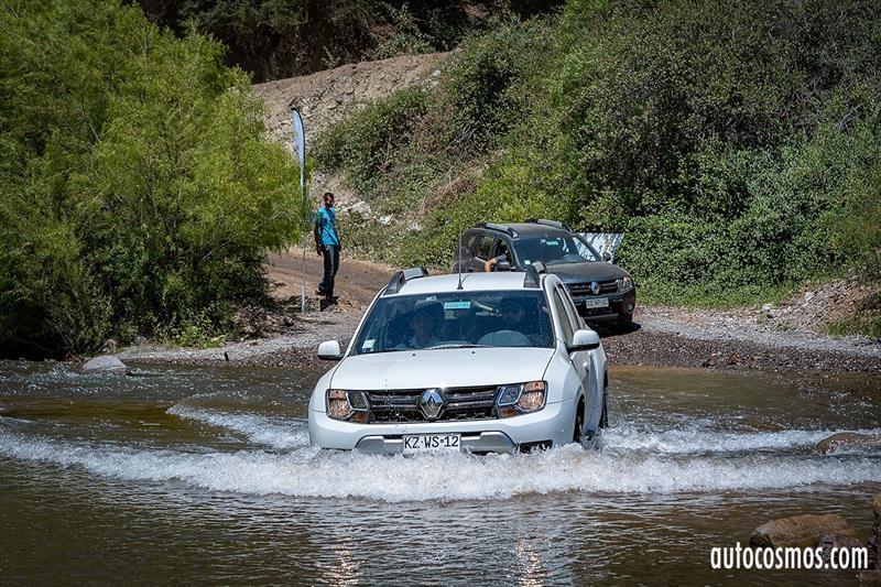 Toma de Contacto: Renault Oroch 4WD
