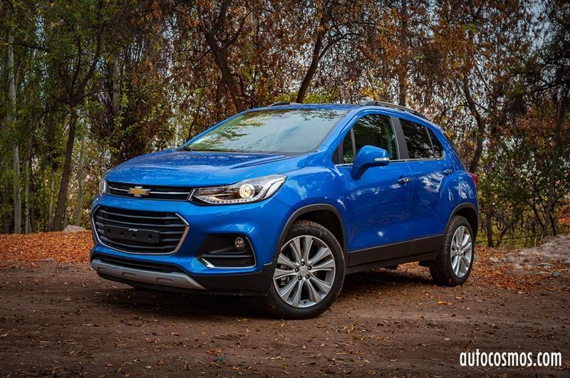 Test Drive: Chevrolet Tracker 2017 F/L