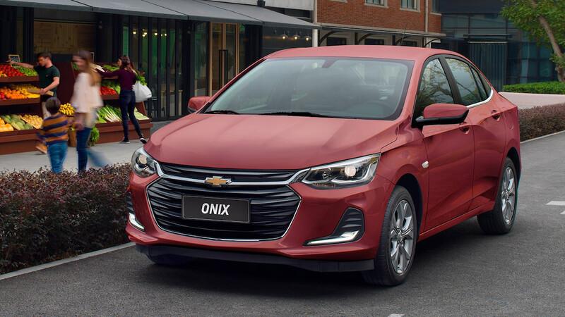 Chevrolet Onix Sedán 2020