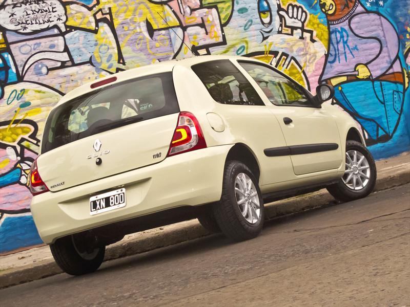 Renault Clio Mío a prueba