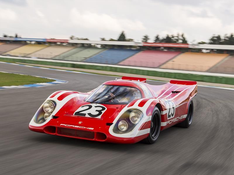 La ganadora historia de Porsche