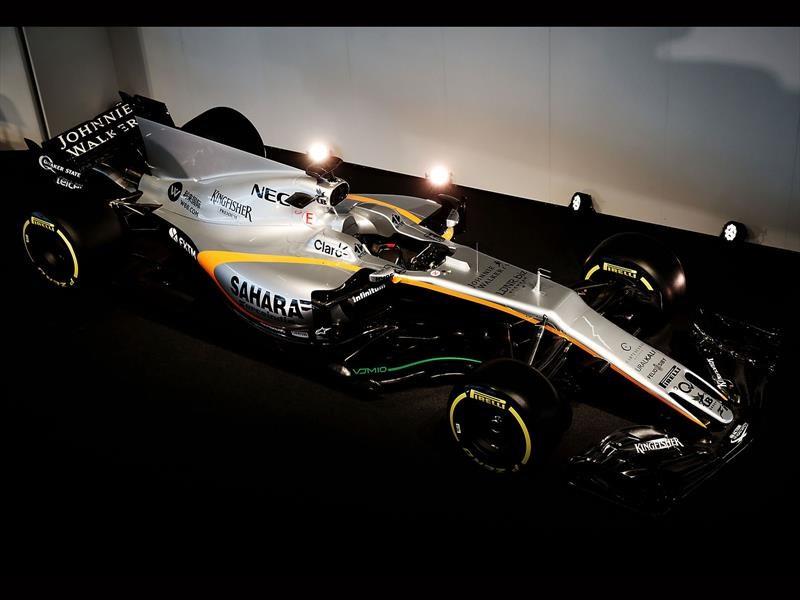 F1 2017: Force India VJM10