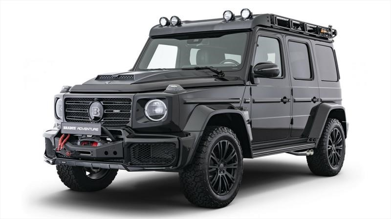 Mercedes-Benz Clase G Brabus Adventure
