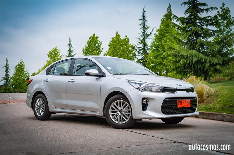 Test Drive: Kia Rio 4 2018