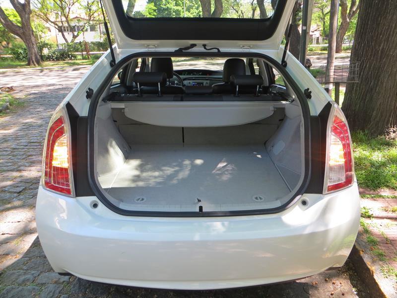 Prueba Toyota Prius
