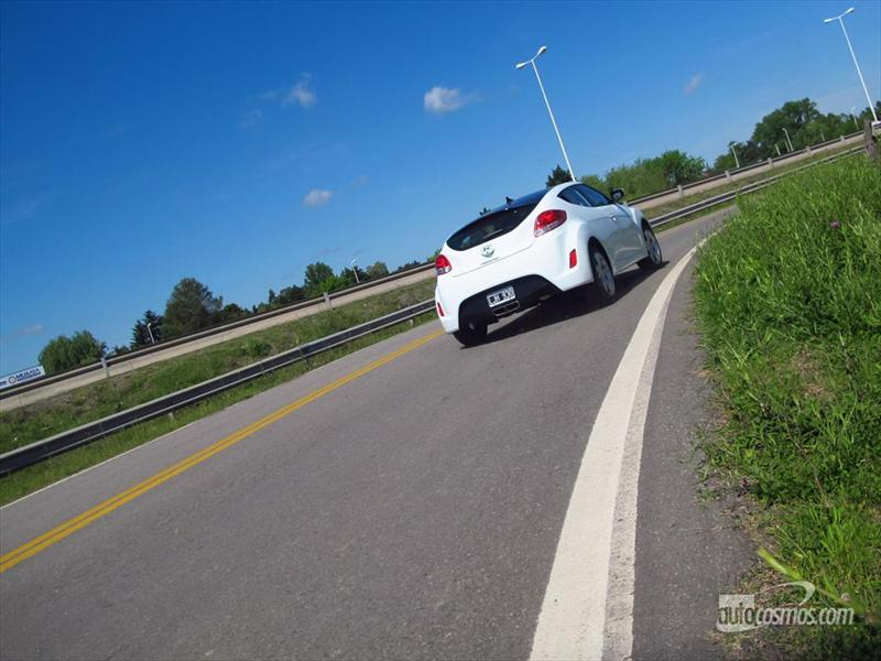 Hyundai Veloster a prueba