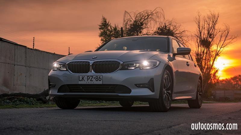 Test Drive BMW Serie 3 2020
