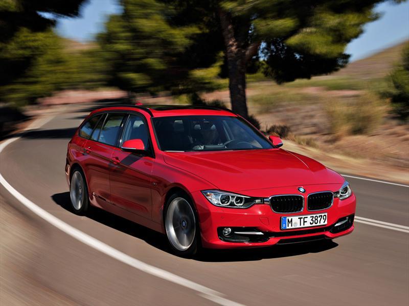 BMW Serie 3 Wagon 2013