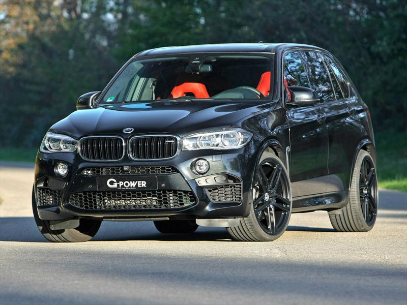 BMW X5 M F85 por G-Power
