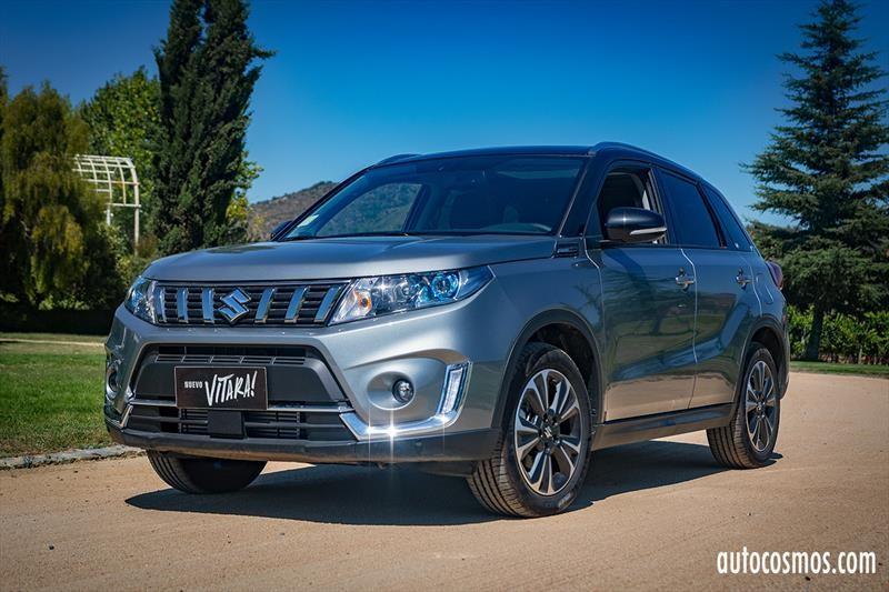 Suzuki Vitara FL 2019 - Lanzamiento en Chile