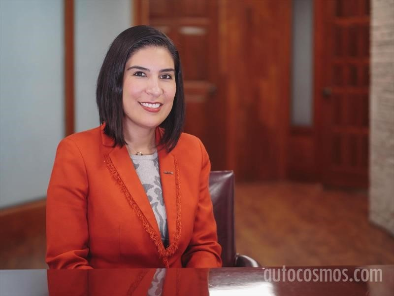Mayra González, Presidente de Nissan Mexicana