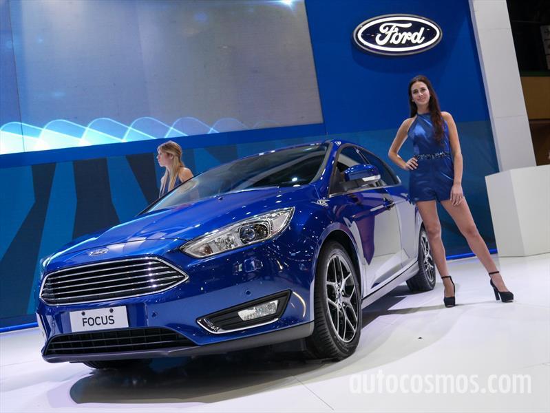 Ford en el Salón de Buenos Aires 2015