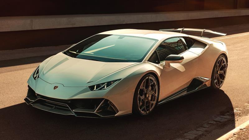 Lamborghini Huracan Evo por Novitec