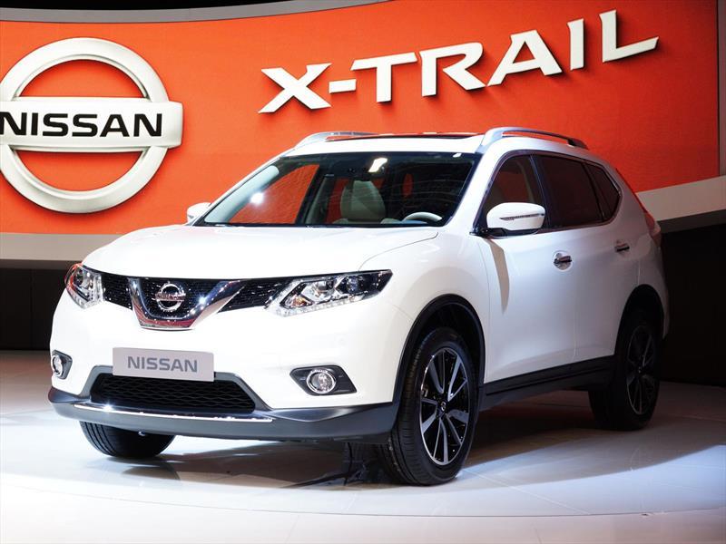 Nissan X-Trail en Frankfurt