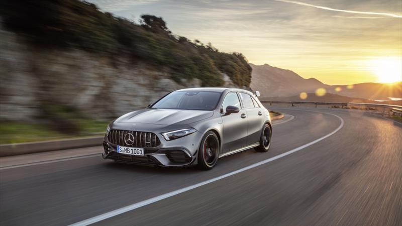 Mercedes-AMG A 45 S 2020