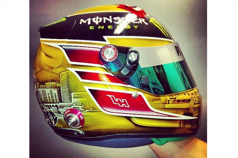 Gran Premio de Mónaco: Lewis Hamilton