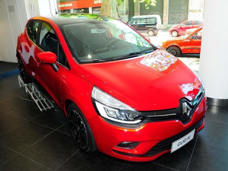 Nuevo Renault Clio IV se lanza en Uruguay
