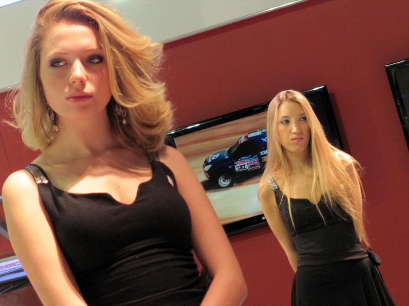 Las chicas del Salón de BA 2013 parte 2