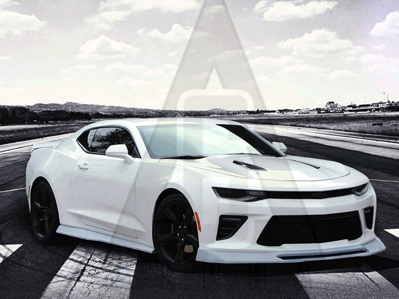 Chevrolet Camaro 2016 por Alpha Six Designs