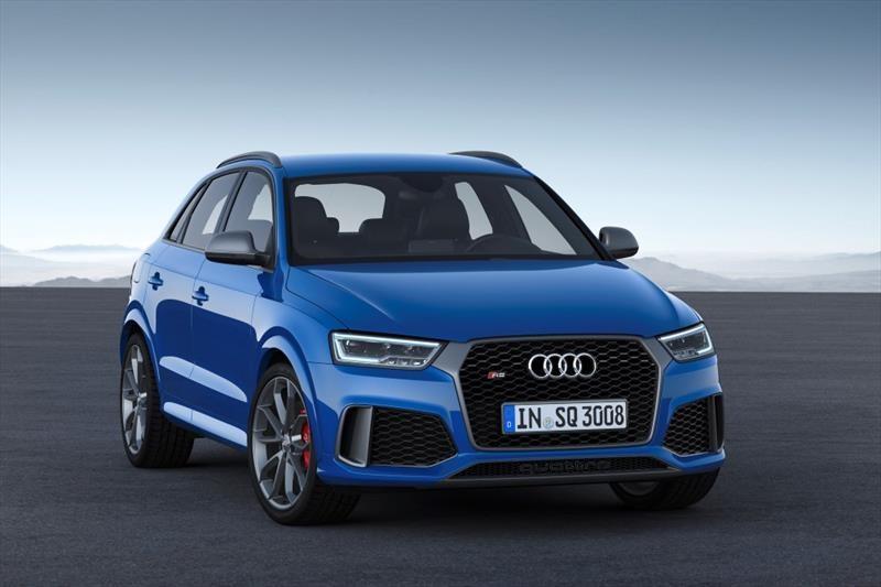 Audi RSQ3 Performance 2018