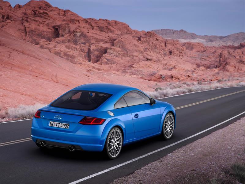Audi TT 2015 se presenta