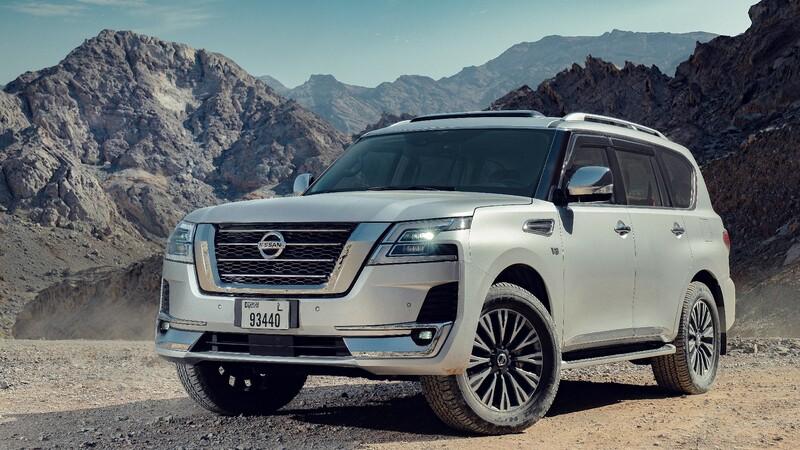 Nissan Patrol 2022 - Lanzamiento Colombia