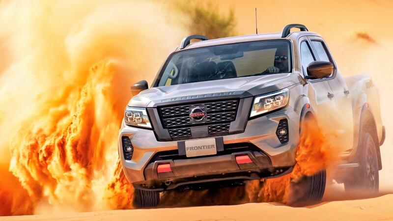 Nissan Frontier 2021, lanzamiento Colombia