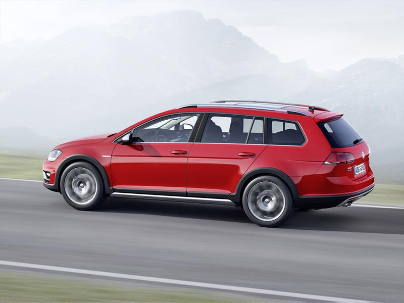 VW Golf Variant Alltrack