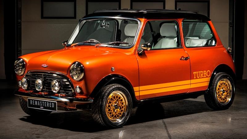 Mini Remastered por David Brown